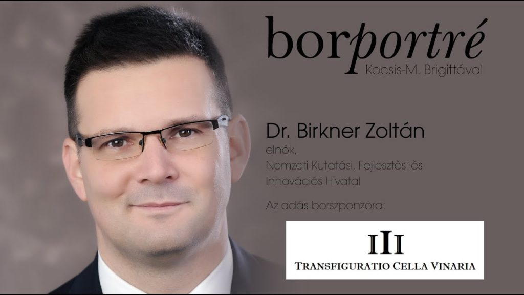 Dr. Birkner Zoltan, NKFIH   BorPortré 2020-06-05
