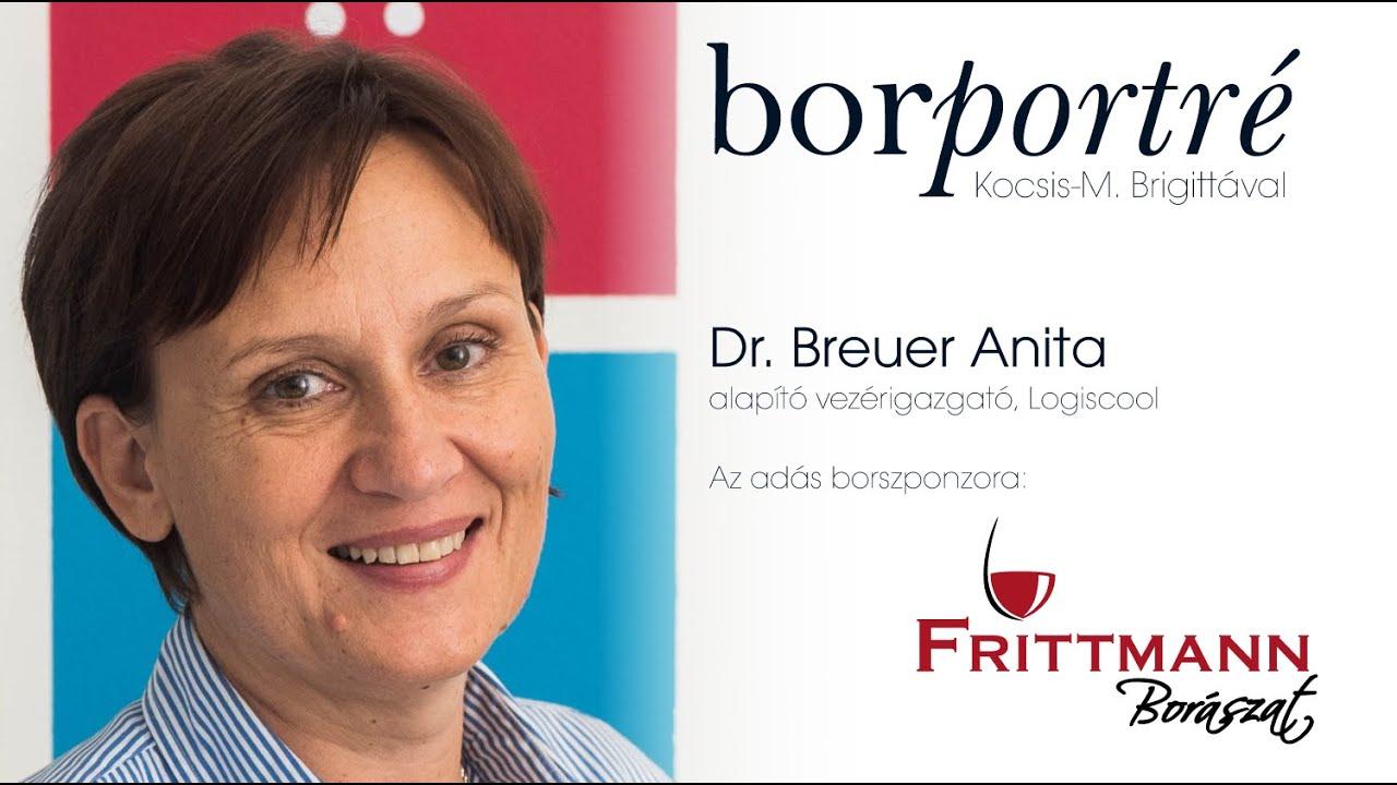 Dr. Breuer Anita, Logiscool   BorPortré 2020-05-14