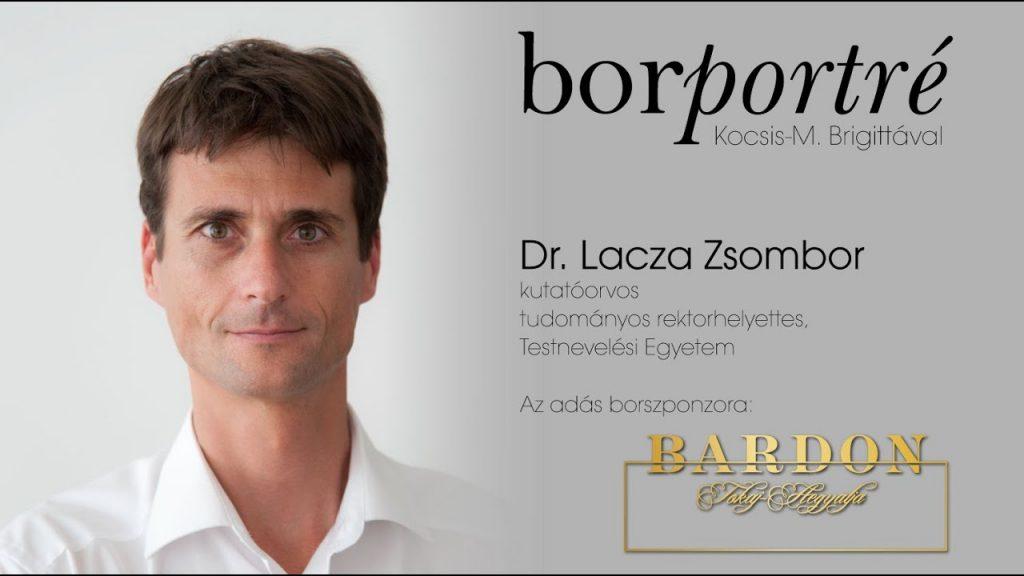 Dr. Lacza Zsombor, kutatóorvos - plazmaterápia | BorPortré 2020-04-28