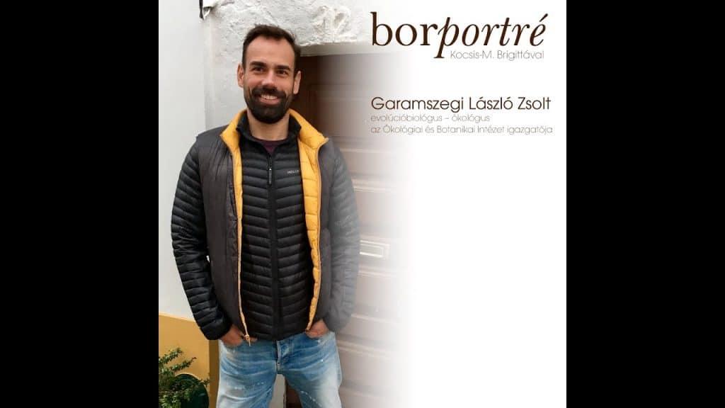 Garamszegi László Zsolt, evolúcióbiológus-ökológus | BorPortre 2020-04-16