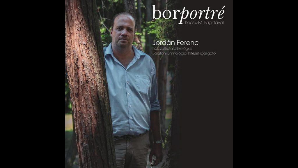 Jordán Ferenc, hálózatkutató biológus | BorPortré 2020-04-07