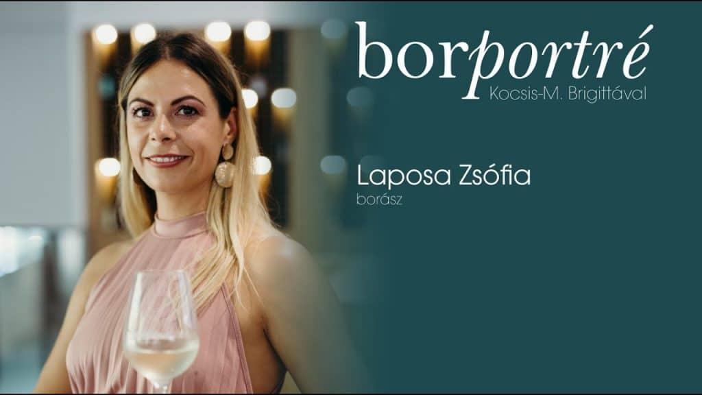 Laposa Zsófia, borász | BorPortré 2020-04-19