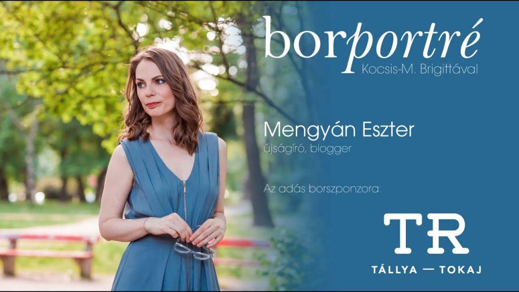 Mengyán Eszter, fenntartható divat | BorPortré 2020-05-08
