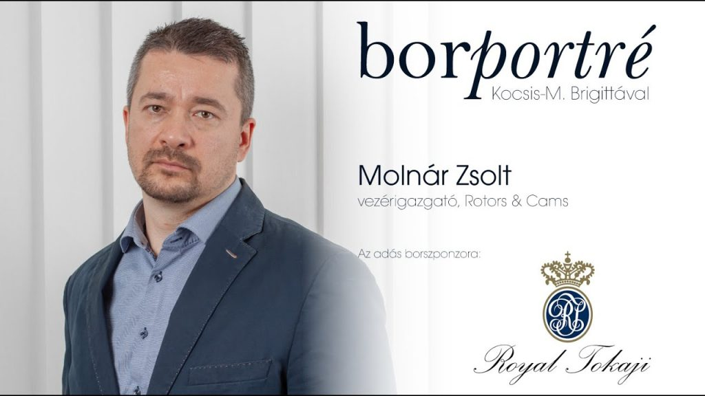 Molnár Zsolt, Rotors & Cams | BorPortré 2020-05-04