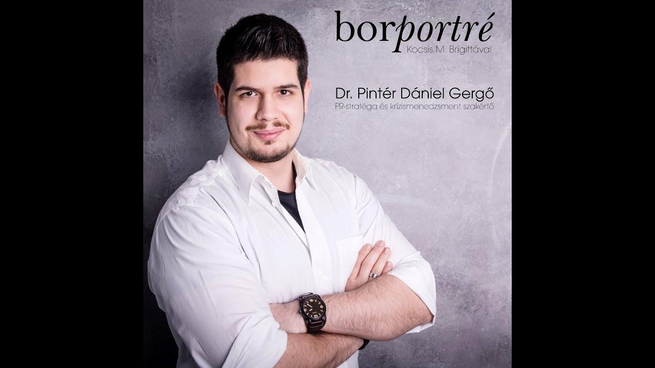 Pinter Dániel Gergő, krízis menedzsment szakértő | BorPortré 2020-03-20