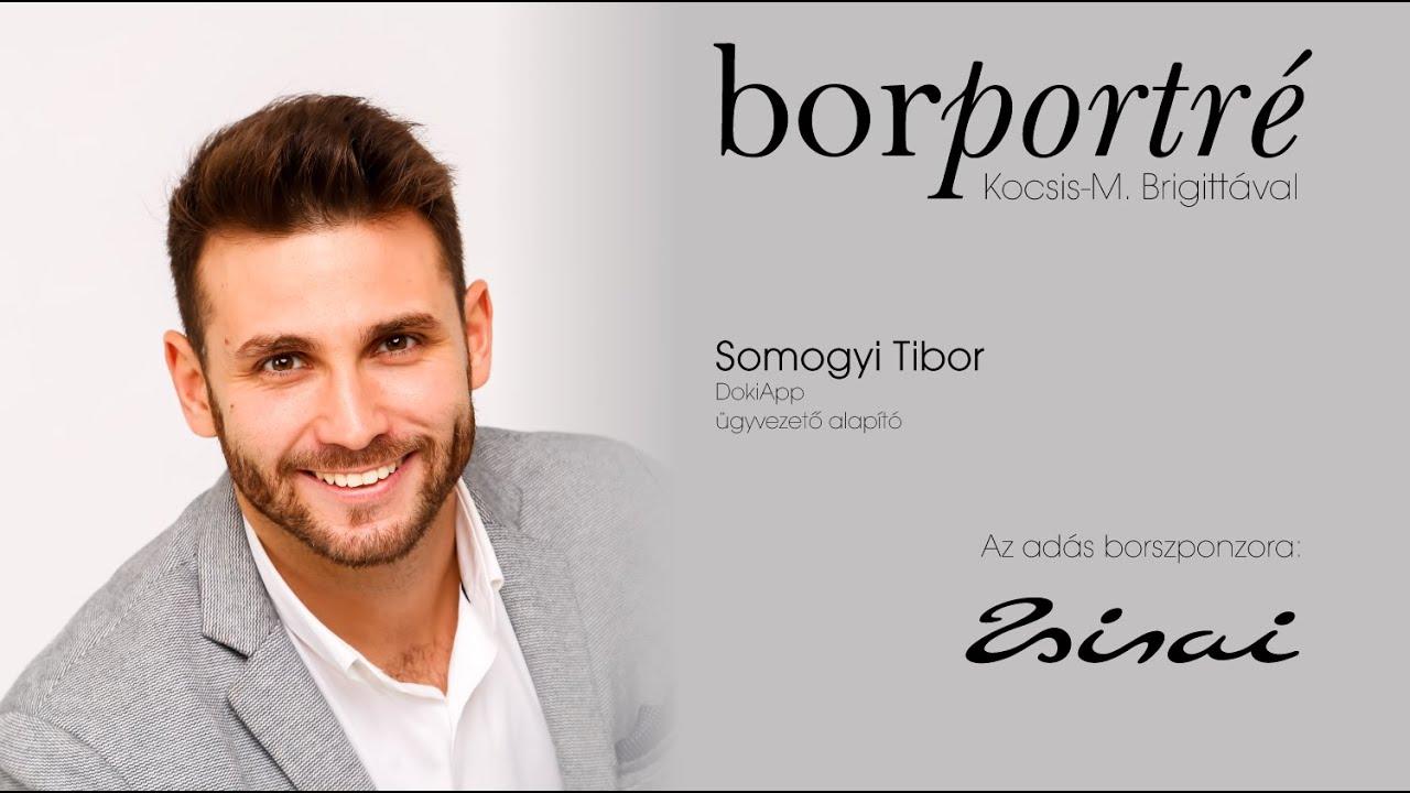 Somogyi Tibor, DokiApp | BorPortré 2020-04-24