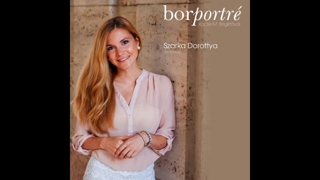 Szarka Dorottya dietetikus | BorPortré 2020-04-03