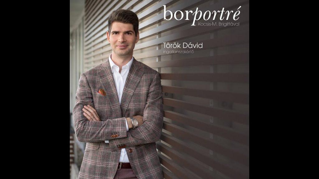 Török Dávid, ingatlan szakértő | BorPortré 2020-04-11