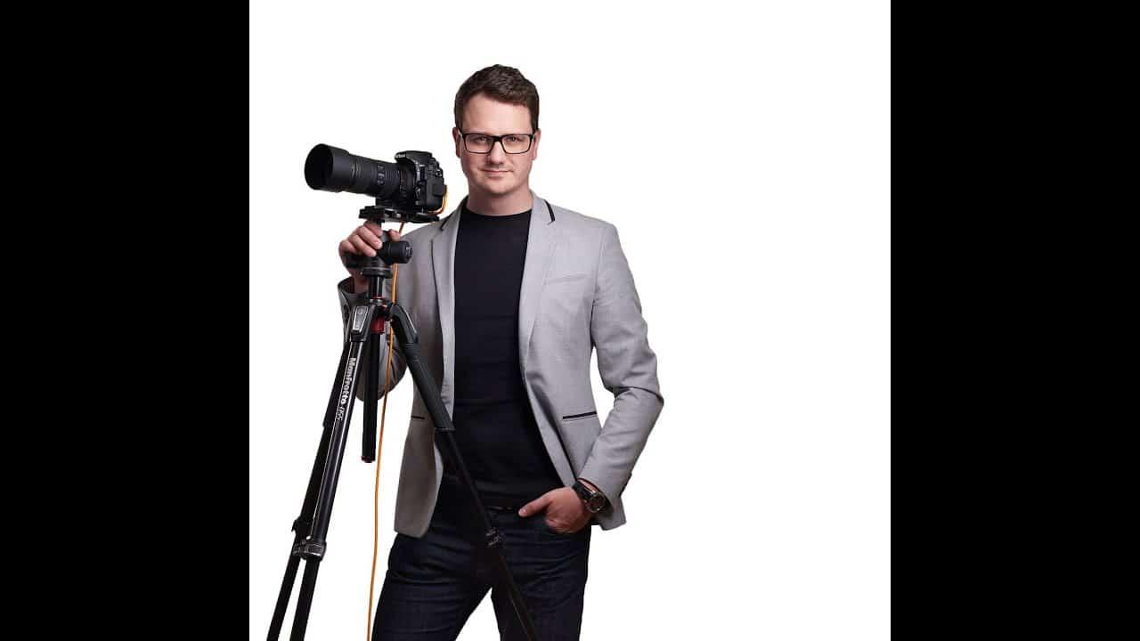 Tóth Balázs, üzleti portréfotós | BorPortré 2020-04-09