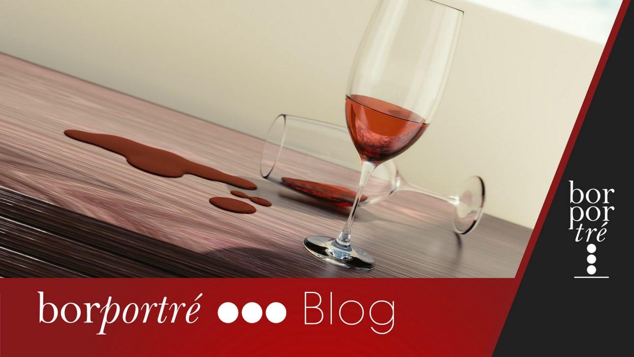 Amikor nem jó a bor – Blog | BorPortré