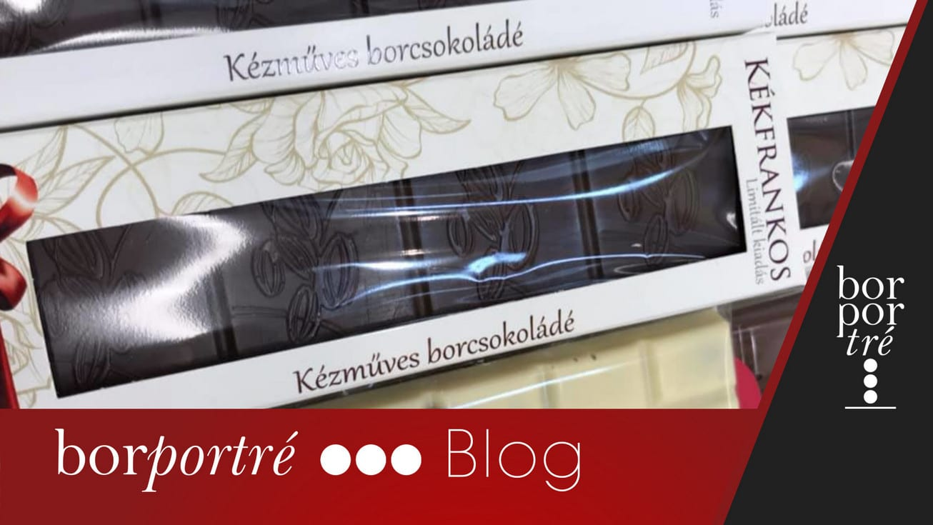 Ízek találkozása – csoki és bor – Blog | BorPortré